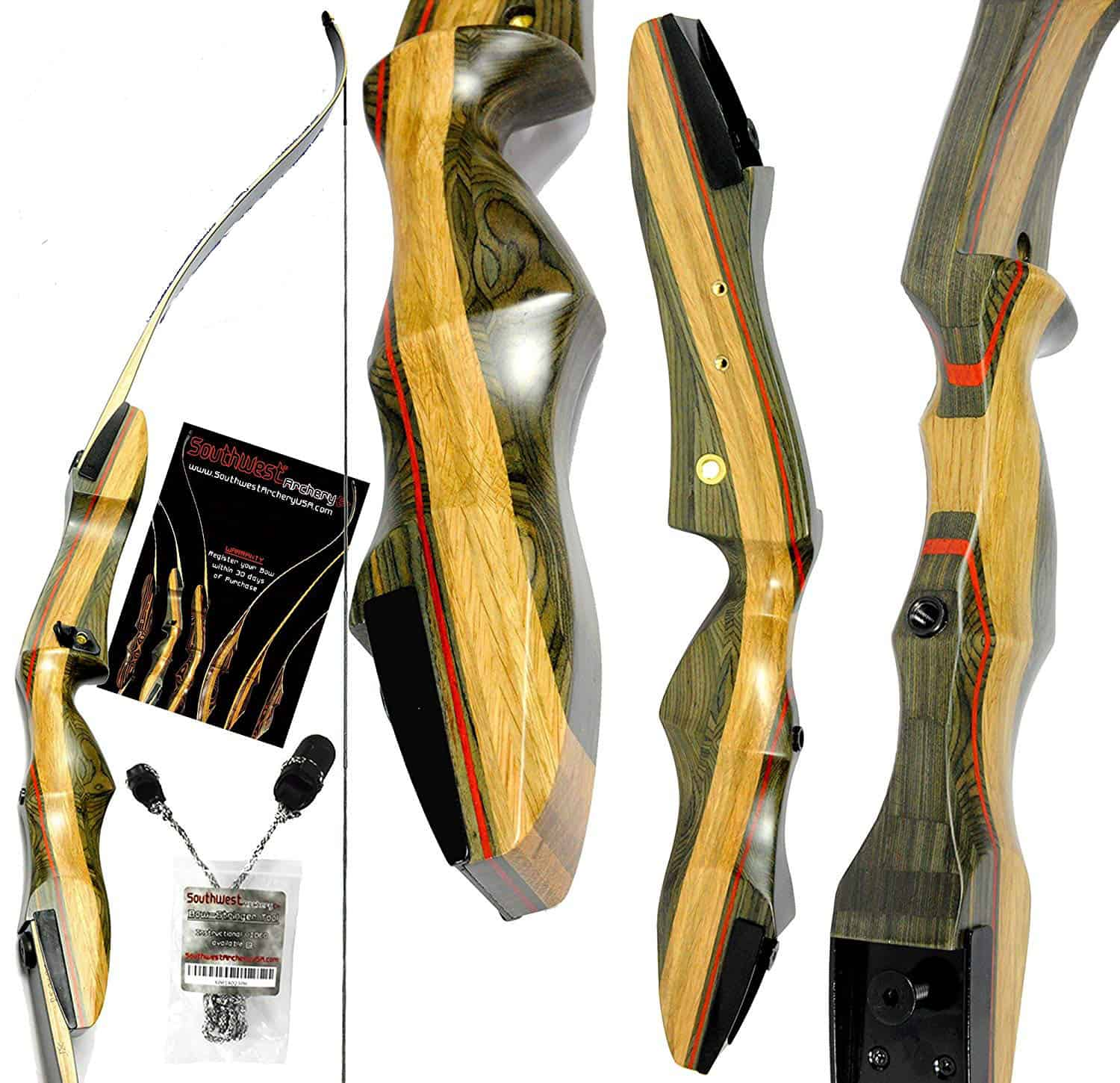 Southwest Archery Spyder Takedown Bow
