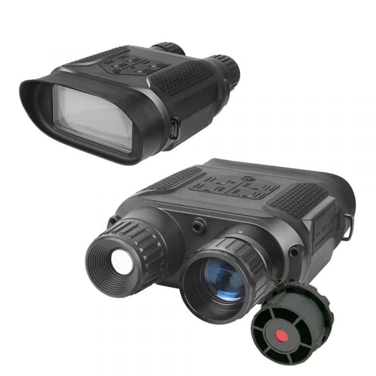 Bestguarder night vision800 7X31mm Digital Infrared Night Vision Hunting Binocular