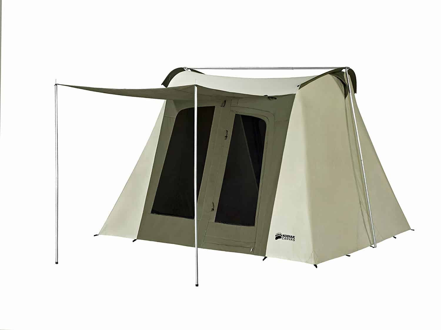 Kodiak Canvas Flex-Bow 6 person Canvas Tent