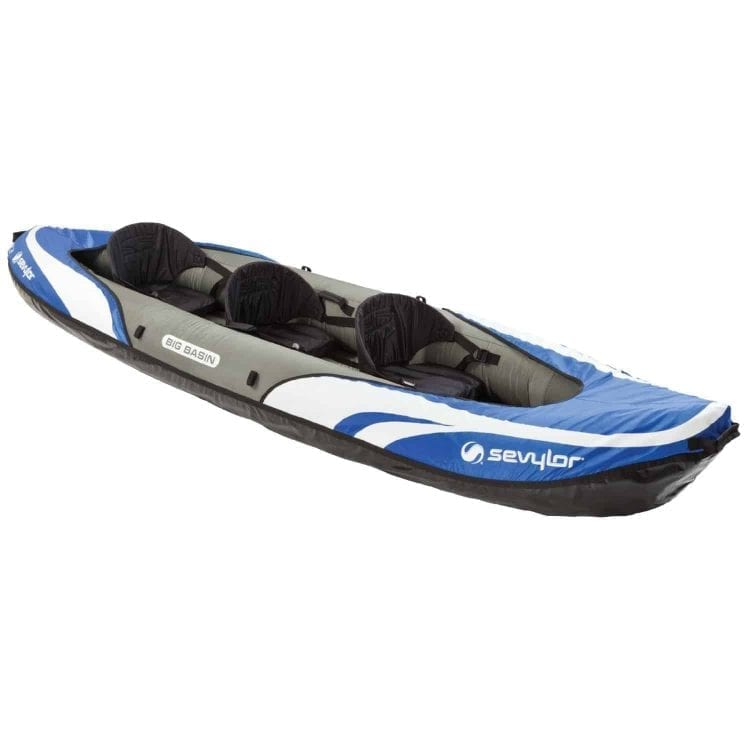 Sevylor Big Basin 3-Person Kayak