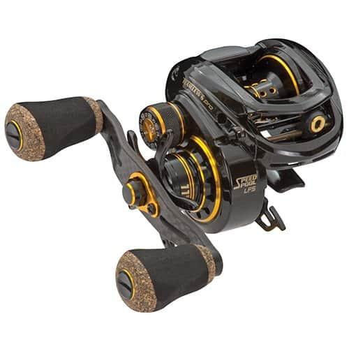 Lews Fishing Team Pro Magnesium LFS Speed Spool TLM1H Reels