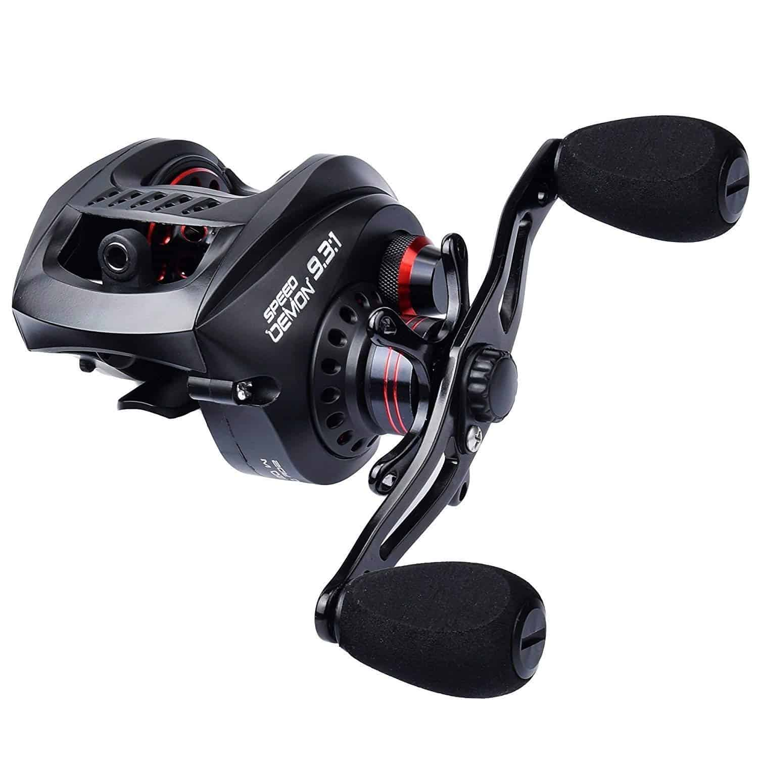 KastKing Speed Demon 9.3:1 Baitcasting Fishing Reel
