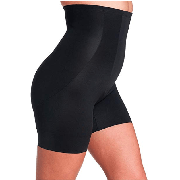 Plus Size Medium Control High-Waist Thigh Slimmer