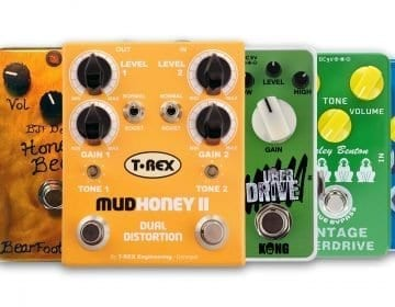 10 Rocking Overdrive Pedal Reviews – Give your Tone a Boost in 2018