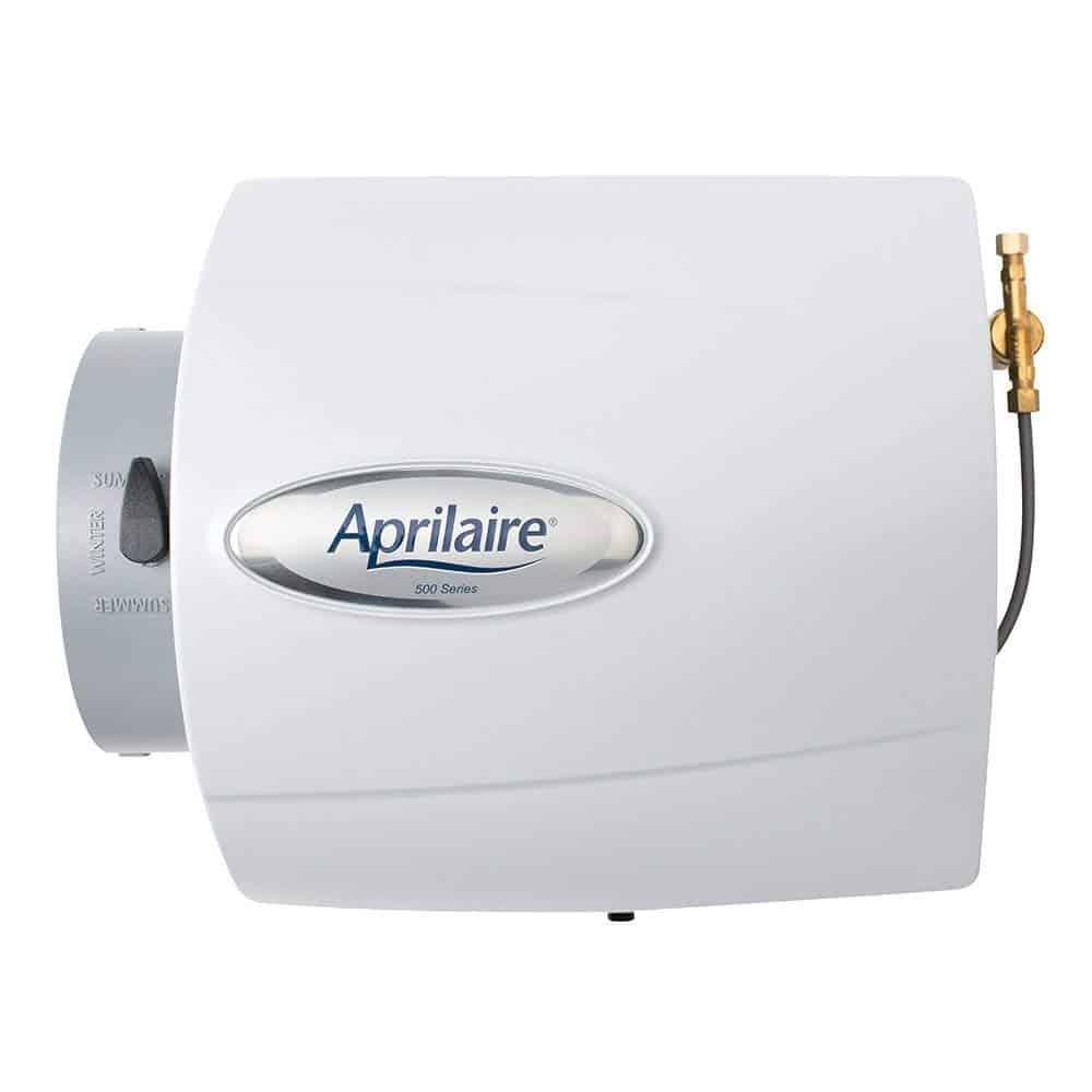Aprilaire Model 500M Whole-house Bypass Humidifier w/Manual Control
