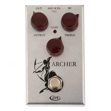 J. Rockett Audio Designs Tour Series Archer Overdrive and Boost Guitar Effects Pedal