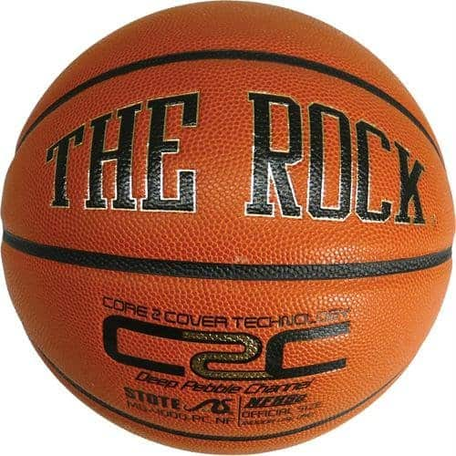 The Rock- Basketball – Official Mens