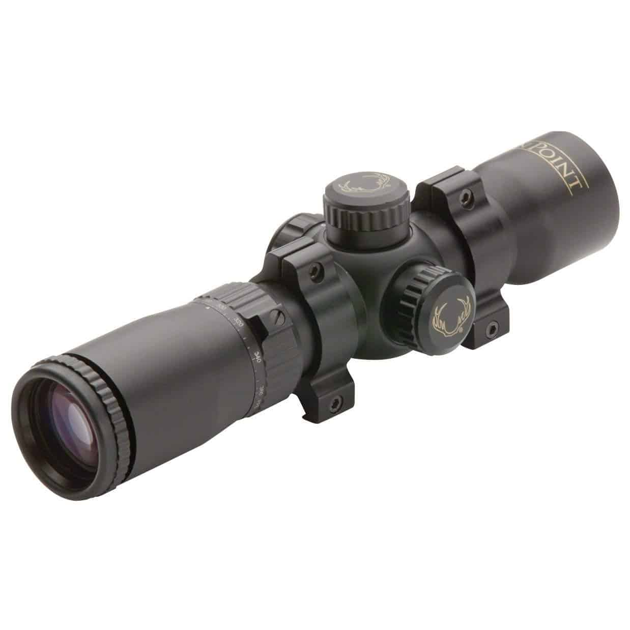 TenPoint Crossbows Illuminating Rangemaster Pro Crossbow Scope (HCA-09811)