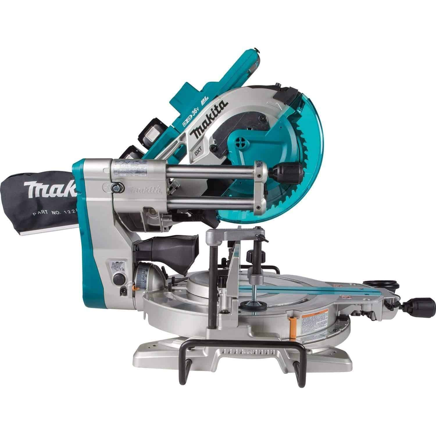 Makita XSL06P 18V LXT Brushless Sliding Miter Saw