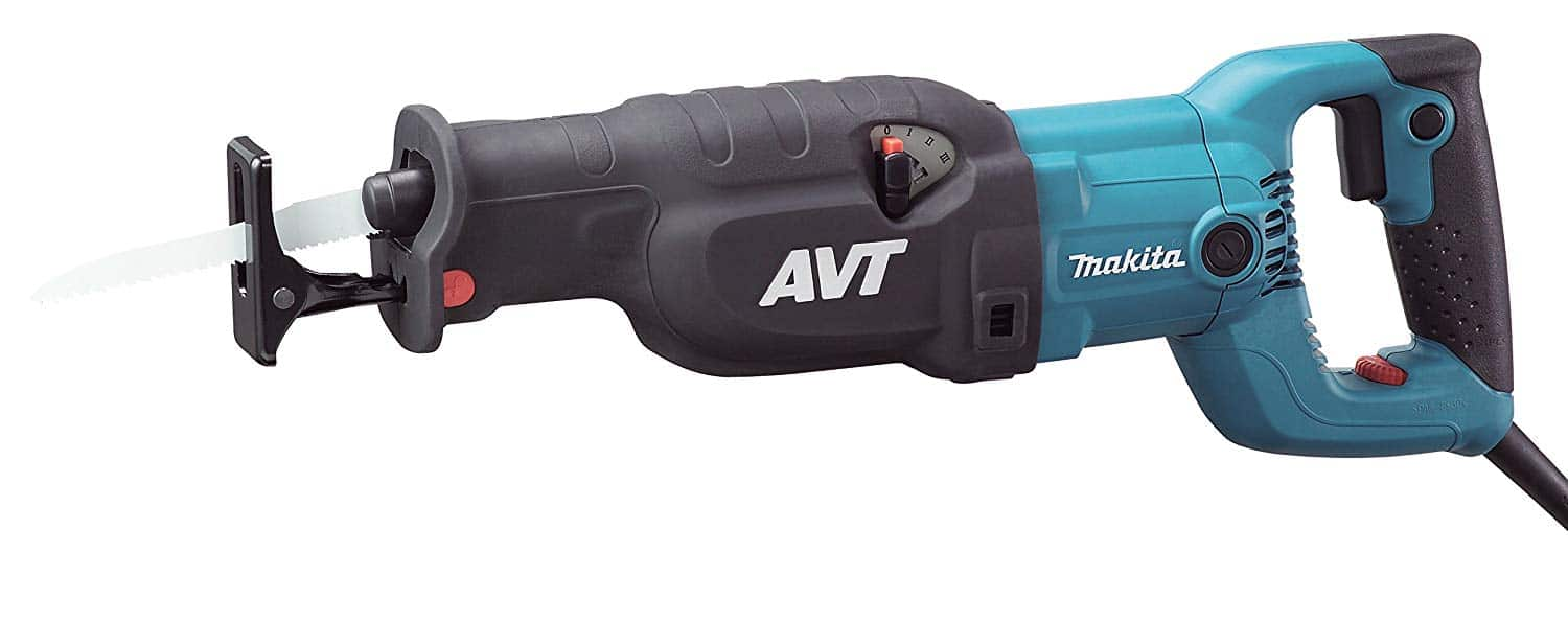 Makita 15 Amp AVT Recipro Saw JR3070CT