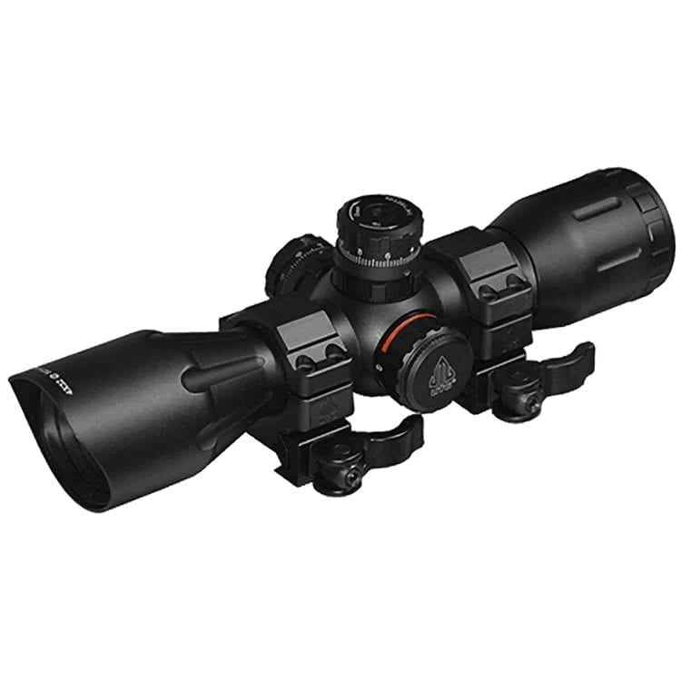 UTG 4X32 1″ Crossbow Scope