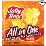 Jolly Time All-in-One Popcorn Kernel Kit