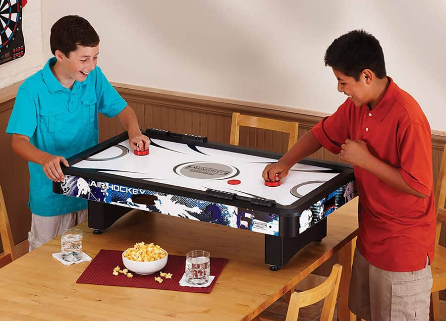 best air hockey table tabletop