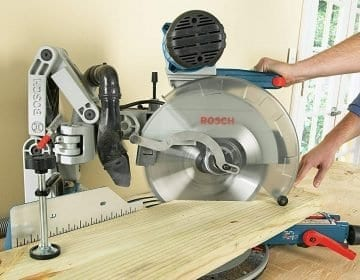 11 Exceptional Miter Saw Reviews – Stay Sharp in 2018