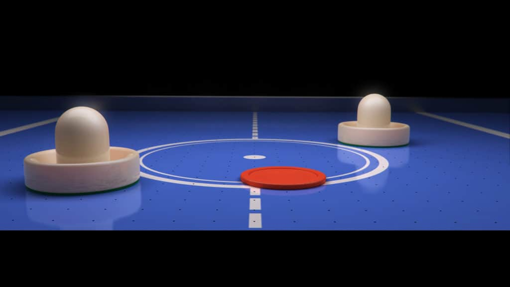 10 Fun Air Hockey Table Reviews – Dominate The Game in 2021