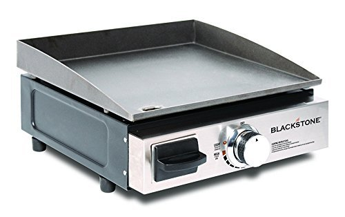 Blackstone Table Top Grill – 17 Inch Portable Gas Griddle