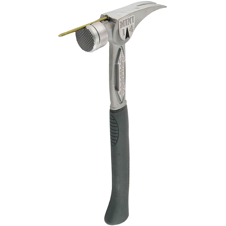 Stiletto TiBone Mini Milled Face Titanium Handled Hammer