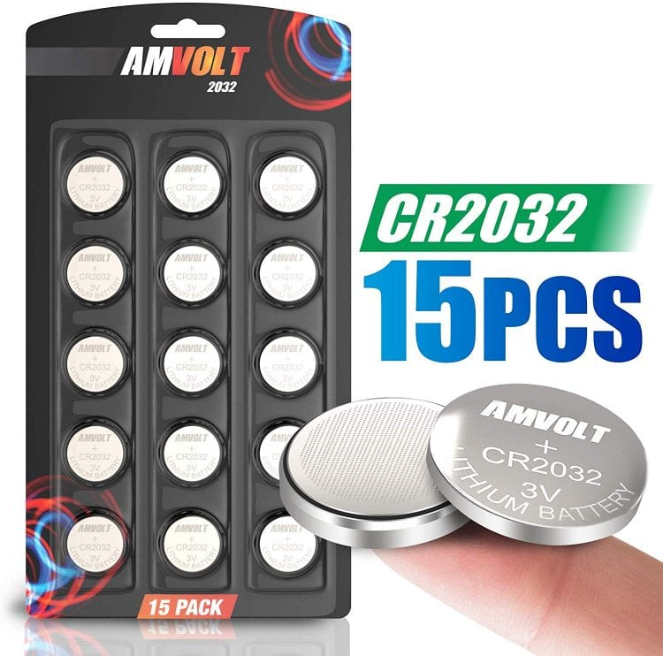 AmVolt CR2032 Battery