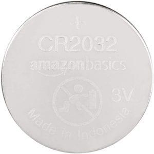 AmazoBasics lithium 3V CR2032