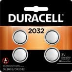 Duracell – 2032 3V Lithium Coin Battery