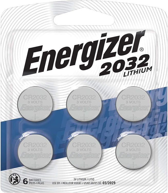 Energizer CR2032 Batteries