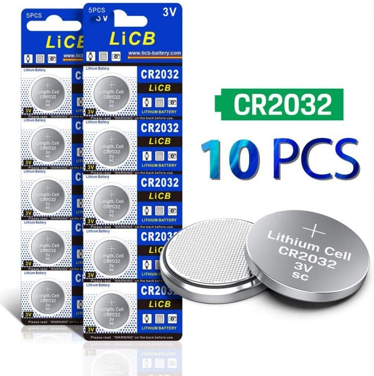 LICB CR2032 3V Lithium Battery