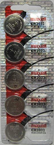 Maxell CR2032 3V Batteries