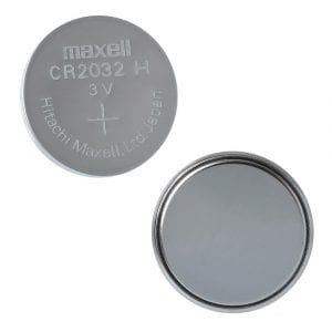 Maxell 3v CR2032 battery