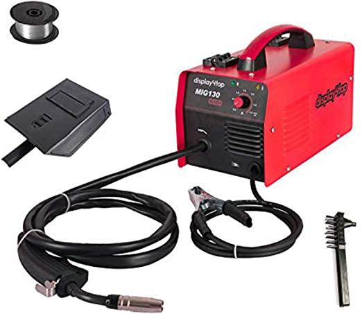Display4top portable no gas MIG 130 plus welder