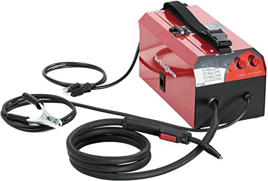 Kickinghorse F130 gasless flux-cored MIG welder