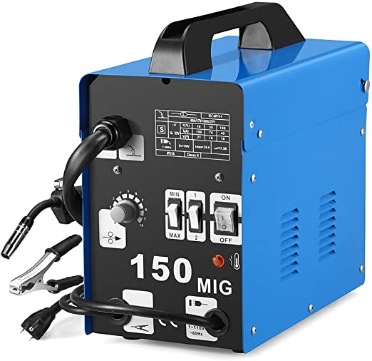 SUNGOLDPOWER MIG 150A Flux-cored Wire automatic feed welder